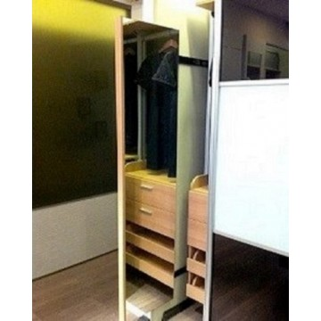 Full Length Pull-out Mirror